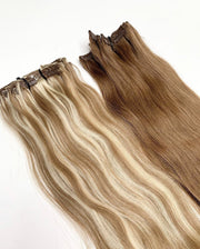 Clips DARK OMBRE - GVA hair