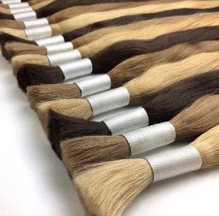 Raw cut hair Ambre 8 and 24 Color GVA hair - GVA hair