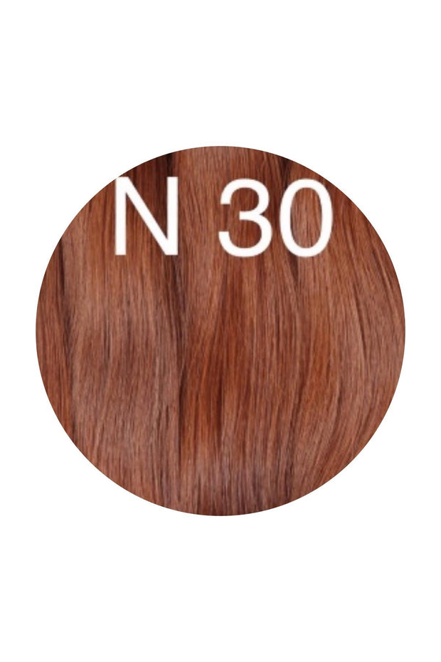 Hot Fusion Color 30 GVA hair_Retail price - GVA hair