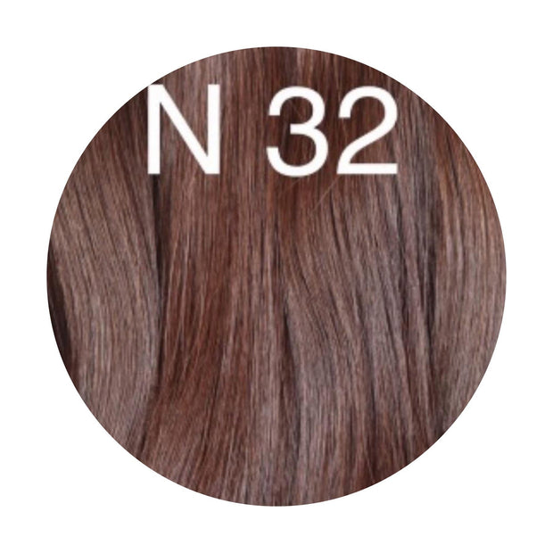 Hot Fusion Color 32 GVA hair_Gold Line - GVA hair