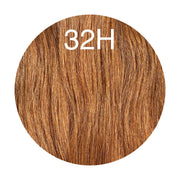 Hot Fusion Color 32H GVA hair_Silver Line - GVA hair