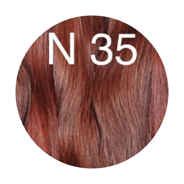 Hot Fusion Color 35 GVA hair_Gold Line - GVA hair
