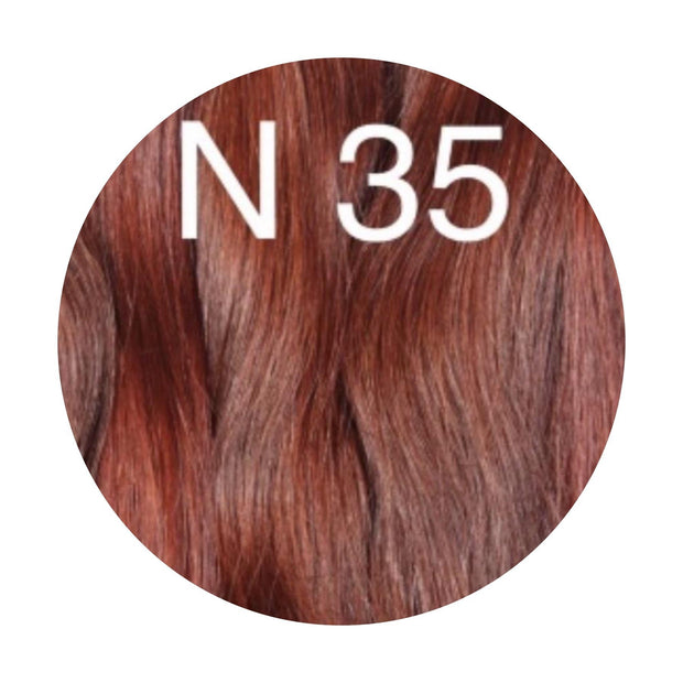 Hot Fusion Color 35 GVA hair_Retail price - GVA hair