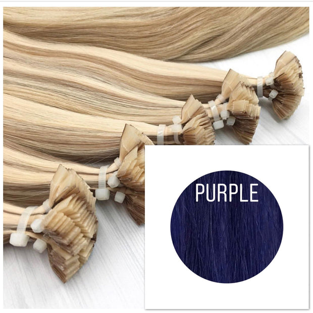 Hot Fusion Color Purple GVA hair_Retail price - GVA hair