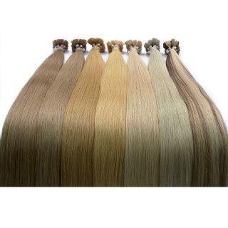 Micro links ambre 12 and DB3 Color GVA hair - GVA hair