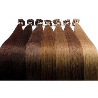 Micro links Color ORANGE GVA hair_Gold Line - GVA hair
