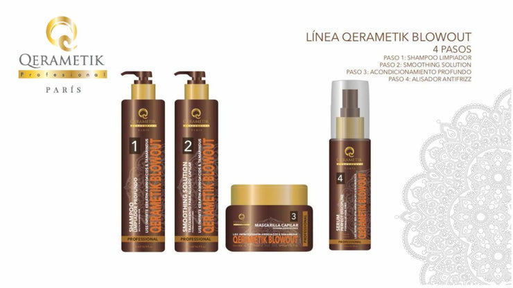 QERAMETIK BLOWOUT PROFESSIONAL TREATMENT - GVA hair