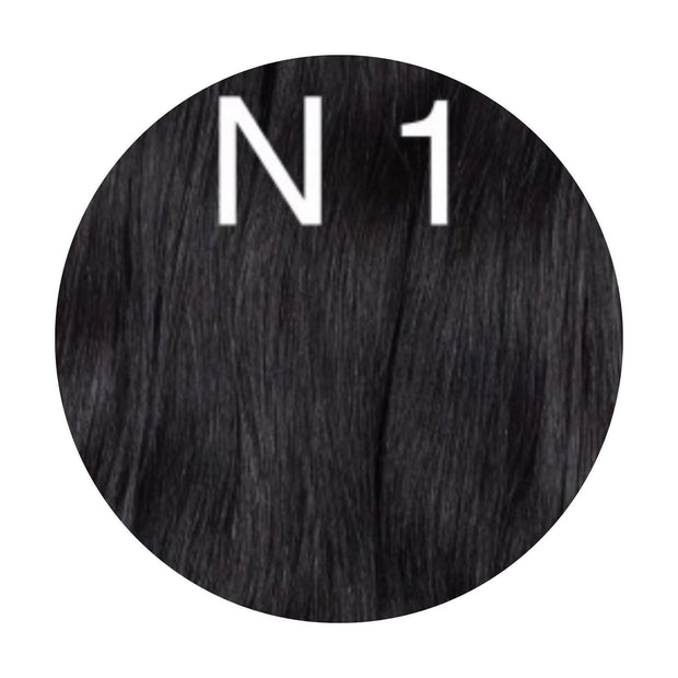 Raw cut hair Color 1 GVA hair - GVA hair