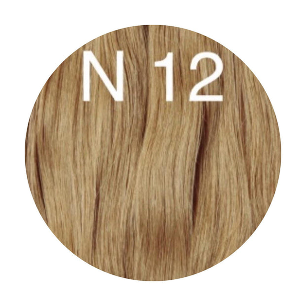 Raw cut hair Color 12 GVA hair_Retail price - GVA hair