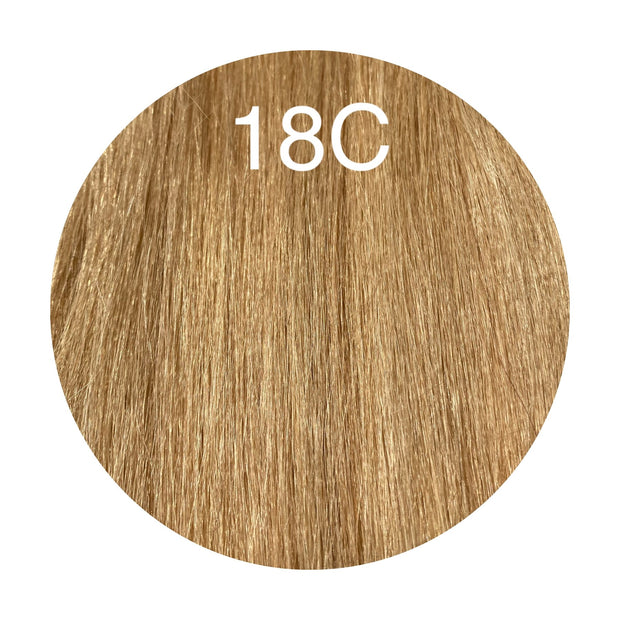 Raw Cut Hair Color 18C GVA hair_Silver line - GVA hair