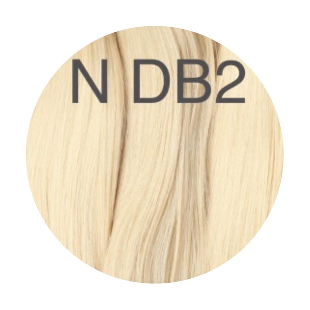 Raw cut hair Color DB2 GVA hair - GVA hair