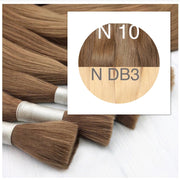 Raw cut hair Ombre 10 and DB3 Color GVA hair_Retail price - GVA hair