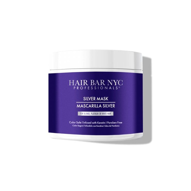 Silver Mask 16.9 oz / 500 ml - GVA hair