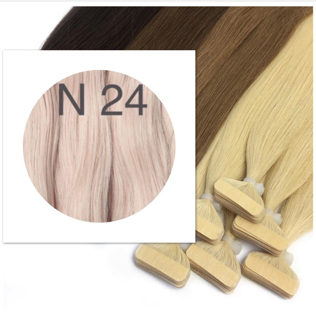 Tapes Color 24 GVA hair - GVA hair