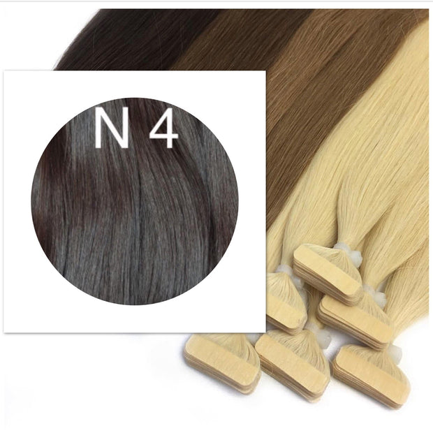 Tapes Color 4 GVA hair_Retail price - GVA hair