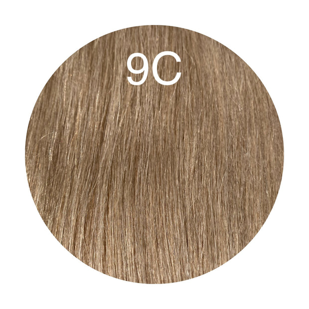 Tapes Colors LIGHT BROWN_Silver Line - GVA hair