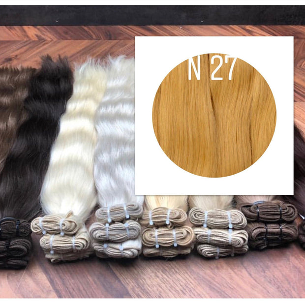 Wefts Color 27 GVA hair - GVA hair