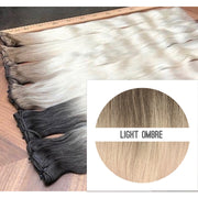 Wefts Colors LIGHT OMBRE GVA hair - GVA hair