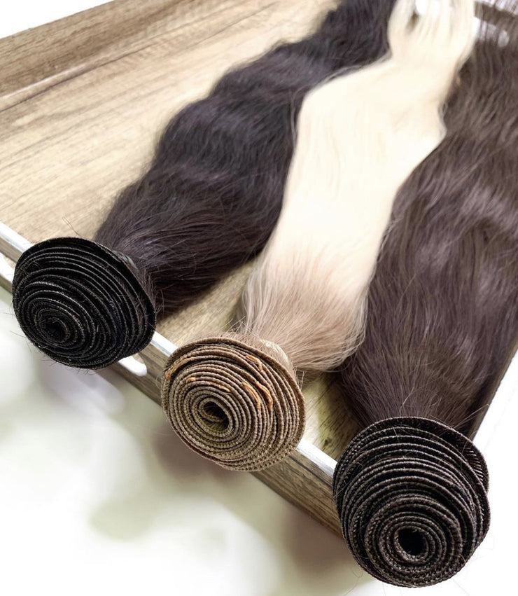 Wefts LIGHT OMBRE - GVA hair