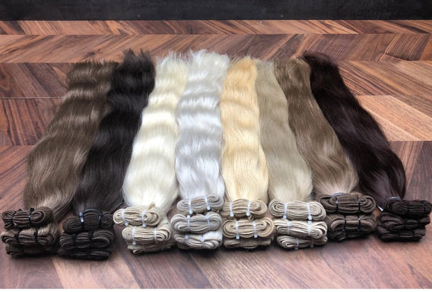 Wefts ombre 6 and 10 Color GVA hair_Retail price - GVA hair