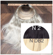Wigs Ambre 2 and DB2 Color GVA hair - GVA hair