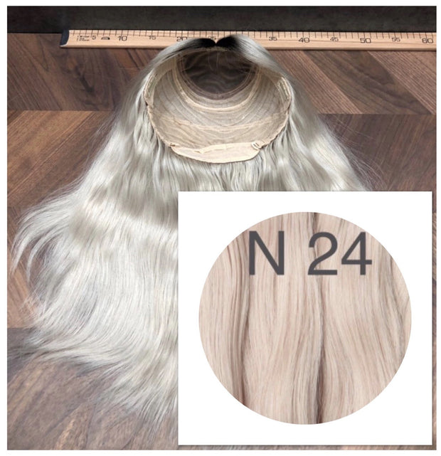 Wigs Color 24 GVA hair_Retail price - GVA hair
