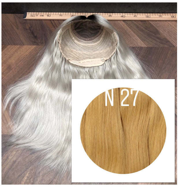Wigs Color 27 GVA hair - GVA hair