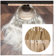 Wigs Ombre 12 and DB4 Color GVA hair_Retail price - GVA hair