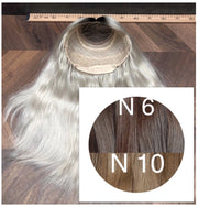 Wigs Ombre 6 and 10 Color GVA hair_Retail price - GVA hair