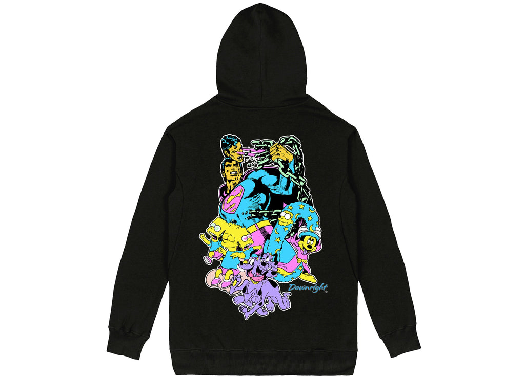 "Brain On Drugs ""Trippy"" Hoodie"