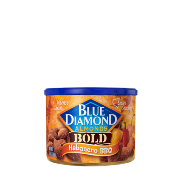 Blue Diamond Almonds - Habanero BBQ