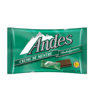 Andes Creme De Menthe Chocolate Thins