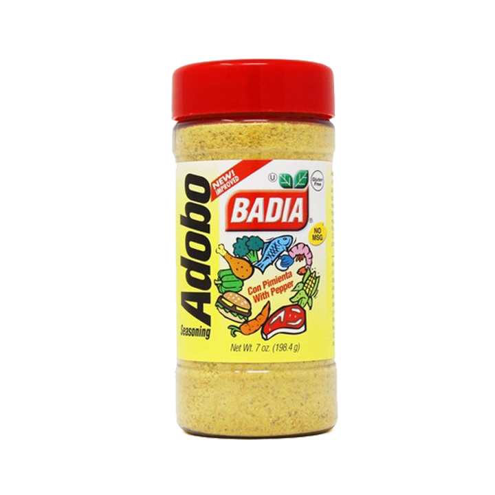 Badia Adobo - Seasoning with Pepper