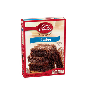 Betty Crocker Favorites Fudge Brownie Mix