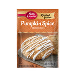 Betty Crocker Pumpkin Spice Cookie Mix