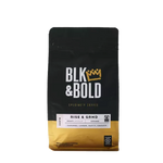 BLK & Bold Rise & GRND Bend - Medium Roast Ground Coffee