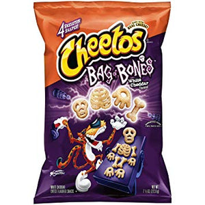 Cheetos Bag of Bones White Cheddar Cheese