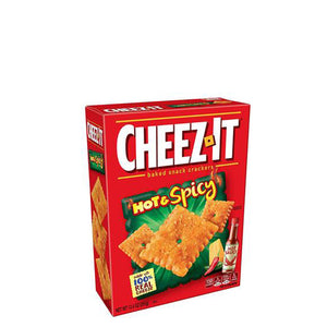 Cheez-it - Hot and Spicy