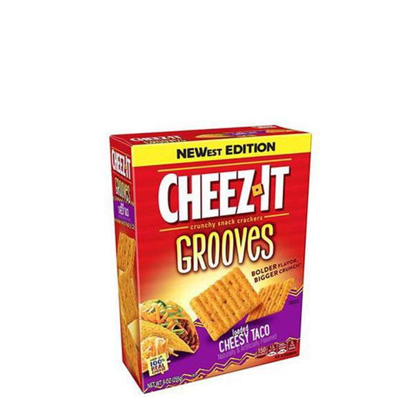 Cheez-it Grooves - Loaded Cheesy Taco