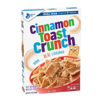 Cinnamon Toast Crunch Breakfast Cereal