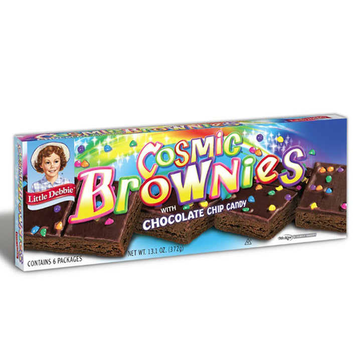Little Debbie Cosmic Brownies