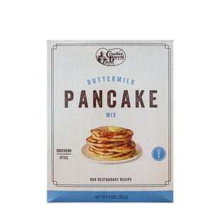Cracker Barrel Buttermilk Pancake Mix