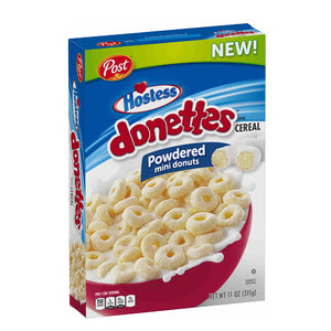 Post Donettes Powdered Mini Donuts Cereal