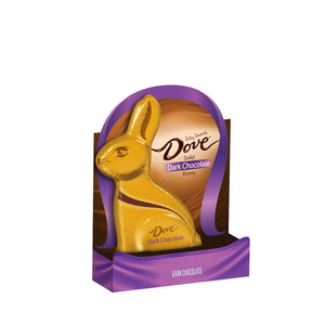 Dove Solid Dark Chocolate Bunny