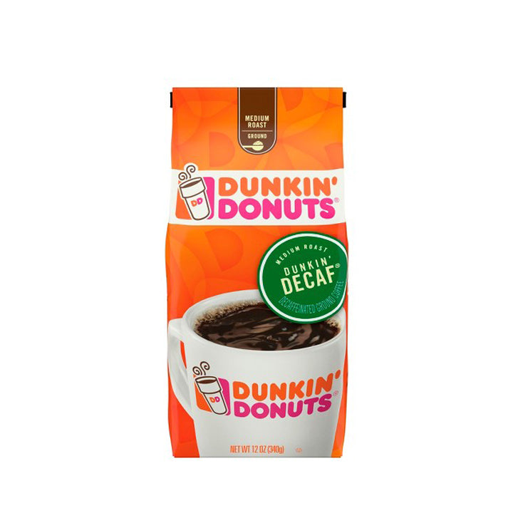 Dunkin' Donuts Decaf Ground Coffee