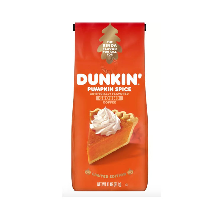 Dunkin' Donuts Ground Coffee - Pumpkin Spice