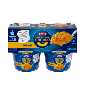 Kraft Mac and Cheese - Easy Mac