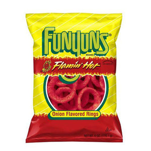Flaming Hot Funyuns