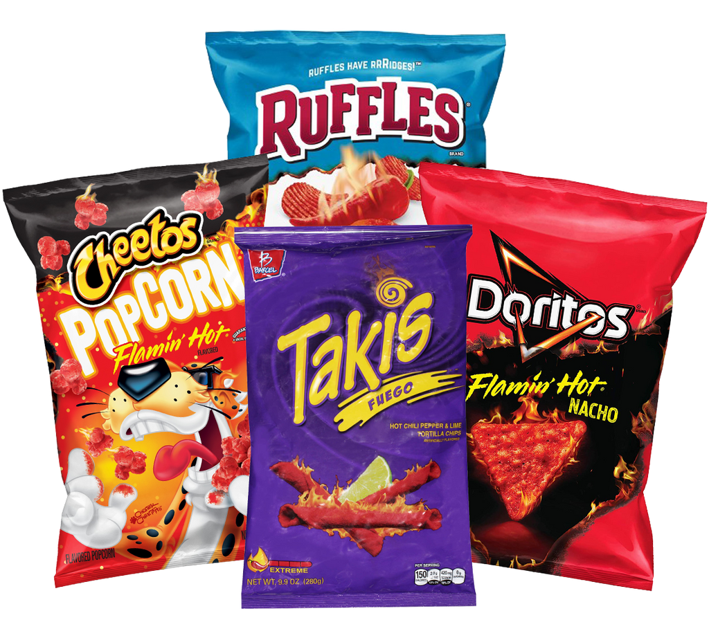 Flamin' Hot Bundle - Small Bundle
