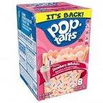 Kellogg's Pop-Tarts - Frosted Strawberry Milkshake 8-pack